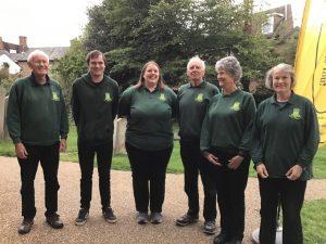 Abingdon team