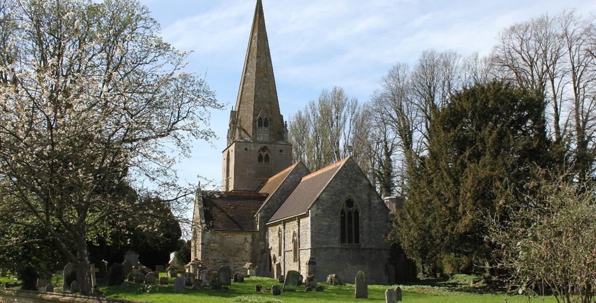 St Peter & St Paul, Broadwell
