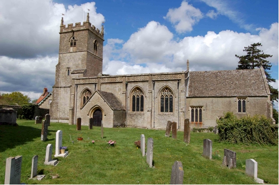 St Laurence Combe